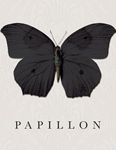 Papillon Black Label