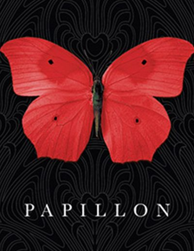Papilllon Red Label