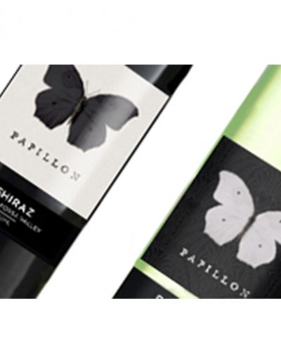 Papillon Wine Labels