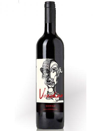 Vodoo Wine Label